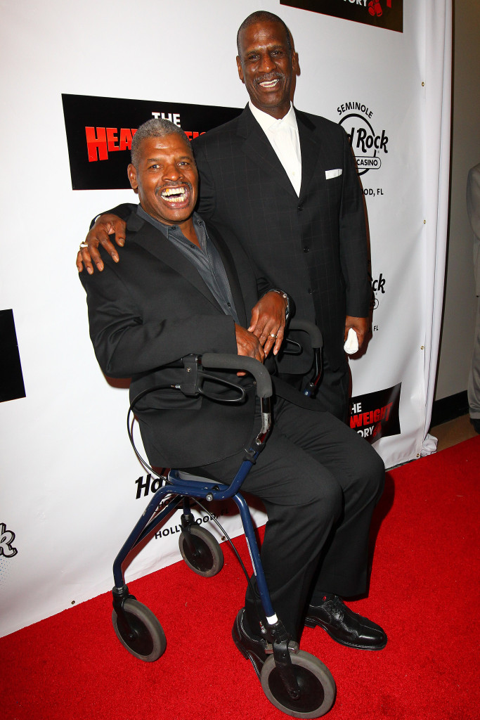 The Spinks Brothers: Leon & Michael