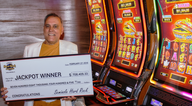 Miami Resident Wins Big Seminole Hard Rock Hollywood Blog